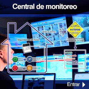 boton central de monitoreo tepa alarmas seguridad intesis
